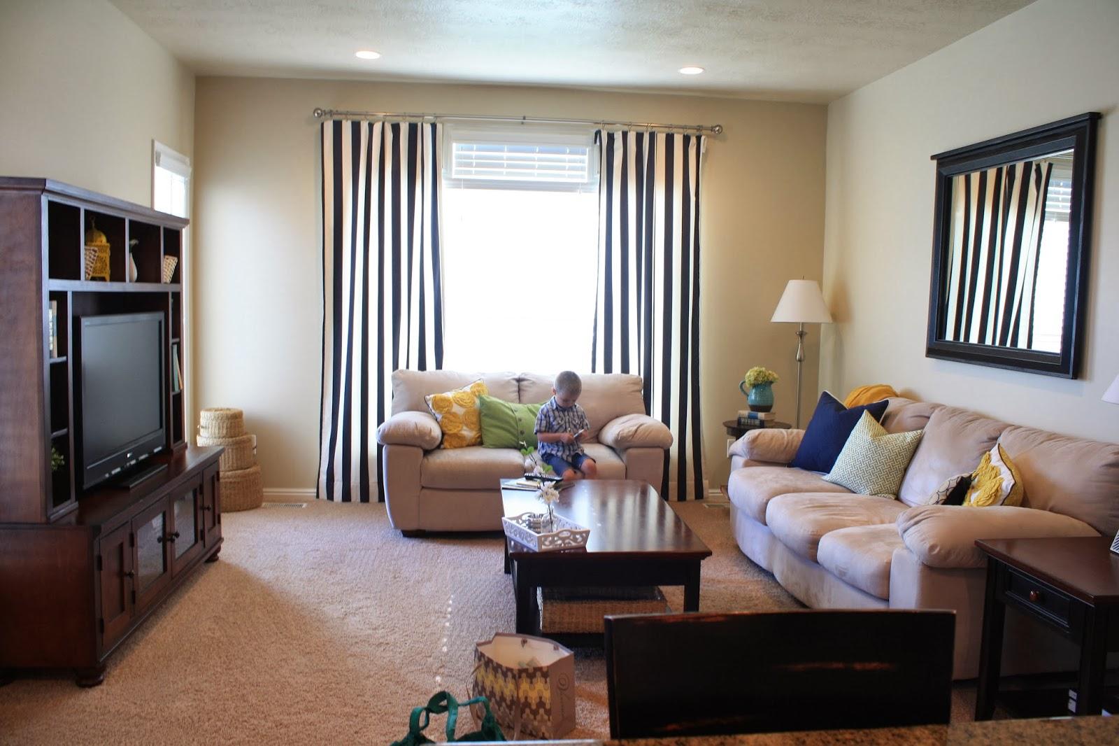 6th Street Design School | Kirsten Krason Interiors : Living Room