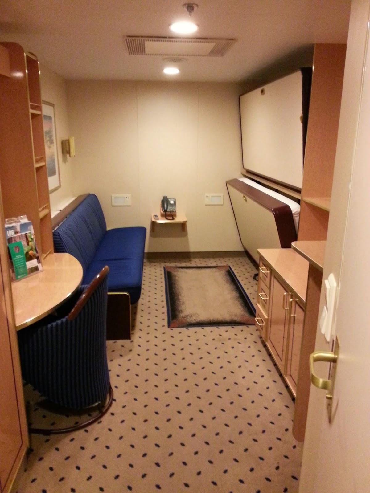 Hurtigruten MS Finnmarken - Standard Inside Cabin