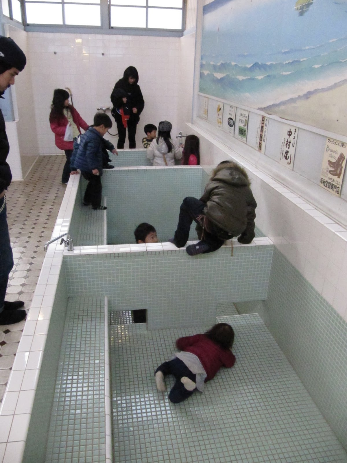 from Maison open air bathhouse japan undetected