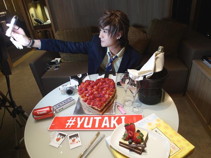 Yutakis Gossip Girl 27th Birthday SOAPZ