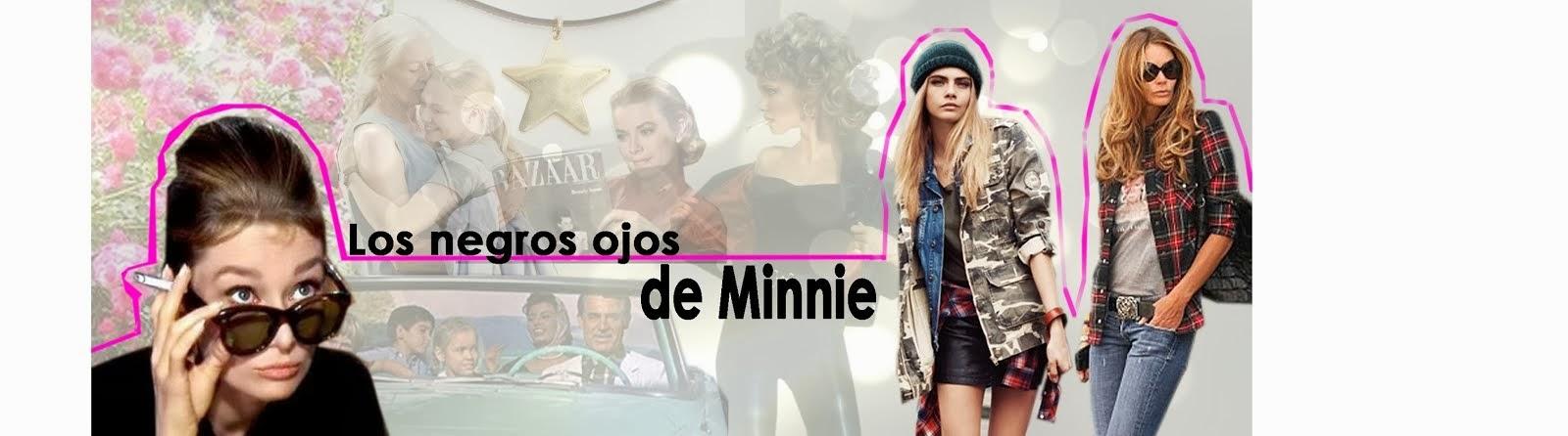 Los negros ojos de Minnie