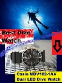 Casio Dive Watch