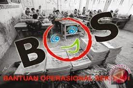 Web Bantuan Operasional Siswa (BOS)