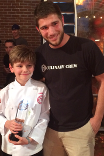 Logan MCJ 2 Winner FOX Logan Guleff Winner MasterChef Junior Season 2
