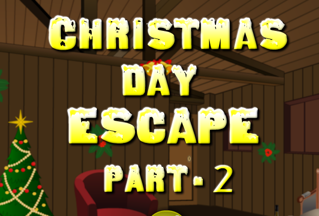 BigEscapeGames Christmas Day Escape 2