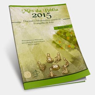Reflexão  para o Mês da Bíblia 2015