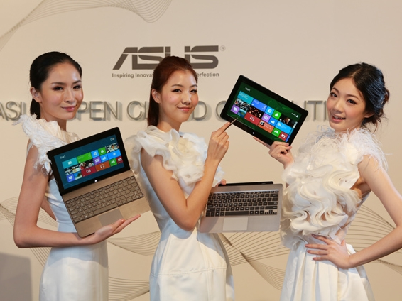 Asus Siap Geber Laptop Touchscreen Windows 8