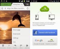 Gambar Aplikasi Android Terbaik Dolphin Browser