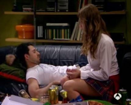 Sara y Lucas, Los hombres de Paco
