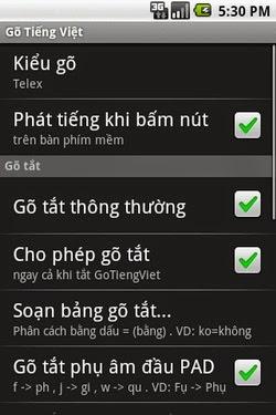 Gõ Tiếng Việt