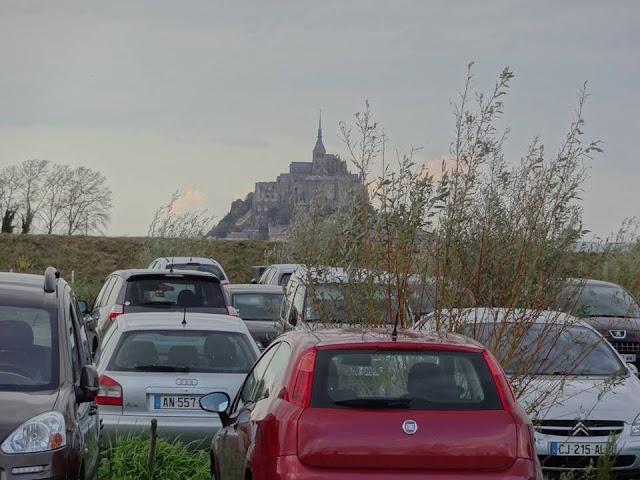 Estacionamento Le Mont Saint Michel