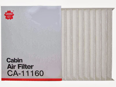 Cabin Air Filter - Filter AC Toyota Avanza, Xenia, Terios, Rush (Filter Only)
