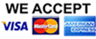 we accept ,visa , master card ,american express , booking now