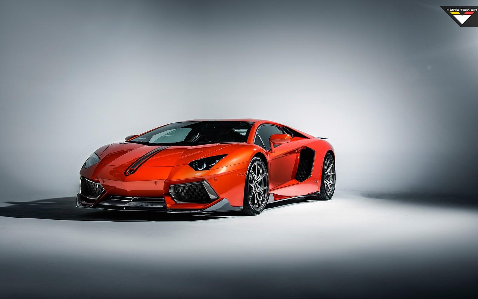 2016 Lamborghini Aventador Wallpaper HD New