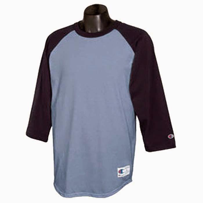 Desain Baju Kaos Raglan Import O neck