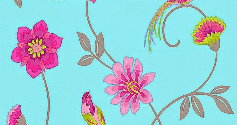 Teal And Pink Wallpaper   Free Hd Wallpapers