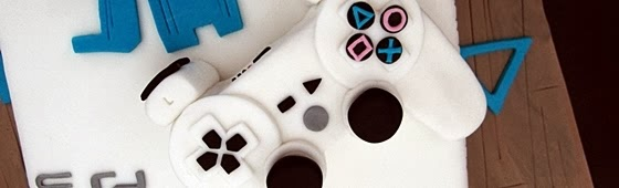 Header picture of PS3 Cake