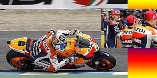 Repsol-Honda Supports Use of Airbag