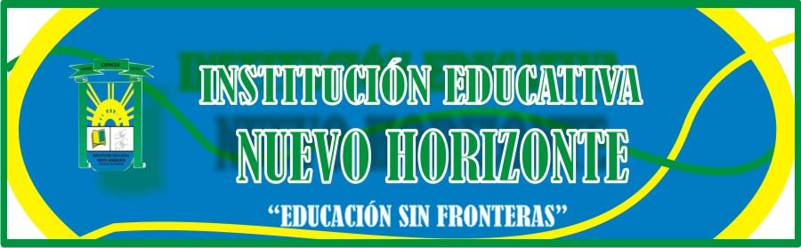 INSTITUCION EDUCATIVA NUEVO HORIZONTE POPULAR UNO, MEDELLIN, Zona Nororiental, Comuna 1.