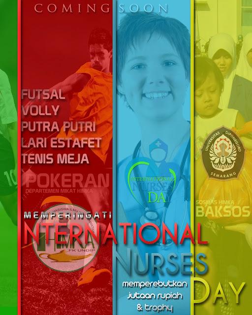 poster international nurses day