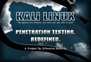 Download Kali Linux or Backtrack 6