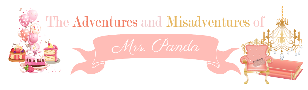 The Adventures and Misadventures of Mrs.Panda