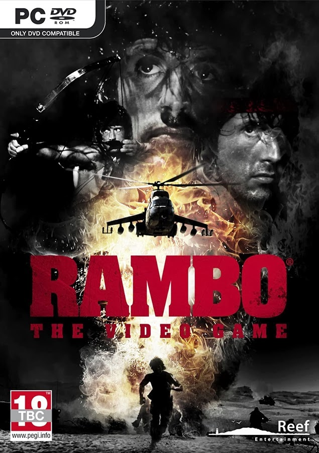 Download Rambo The Video Game Full
