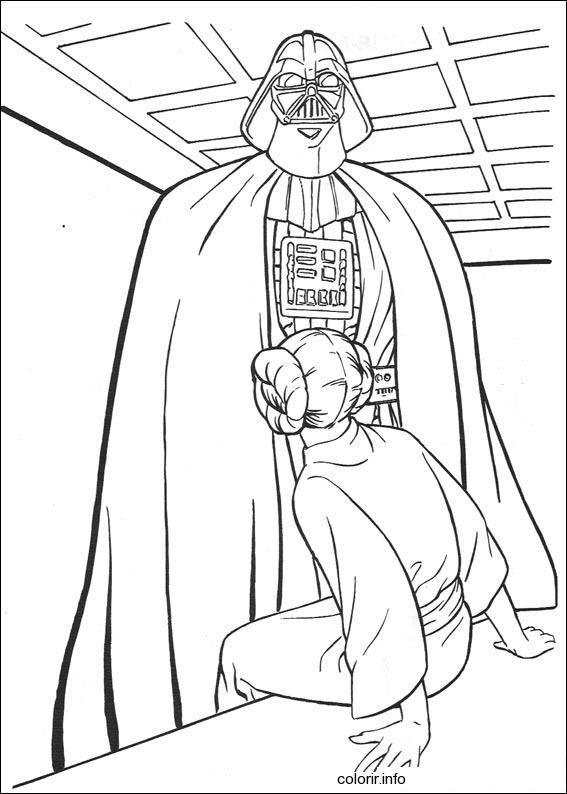 Desenhos de Star Wars