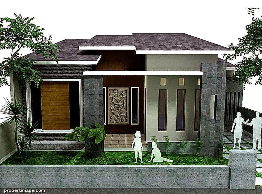 Contoh Rumah Minimalis Modern  Design Rumah Minimalis