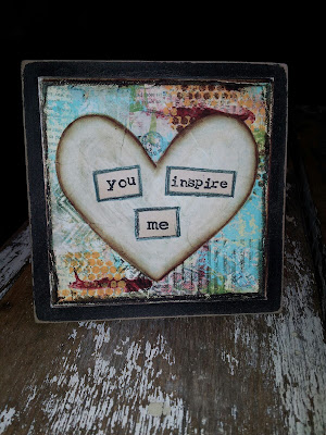 Mini Inspirations Art Cards, Sue Allemand, gifts, mixed media