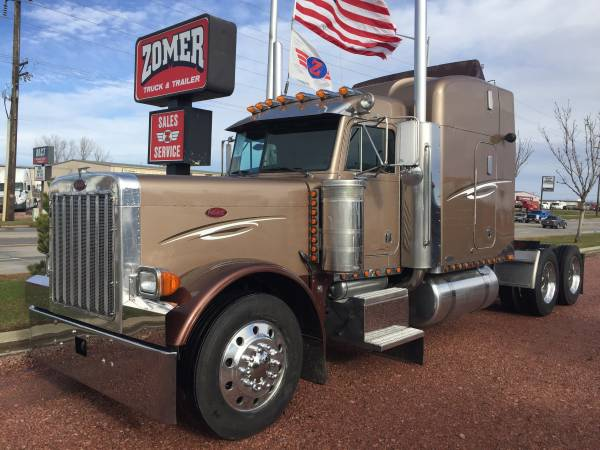 Dually Trucks For Sale >> 2001 Peterbilt 379EXHD For Sale - Old Truck