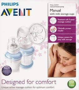 Avent Philips Manual