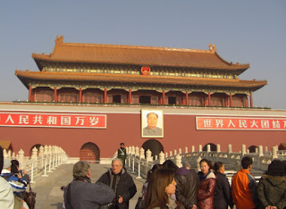 templo mao zedong, Pekín, plaza tiananmen