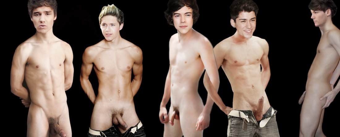 One Direction Fake Naked