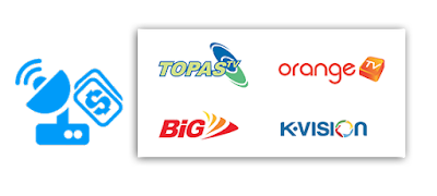 Voucher TV Prabayar Server GoldLink Pulsa Termurah 2015 Transaksi Cepat Lancar