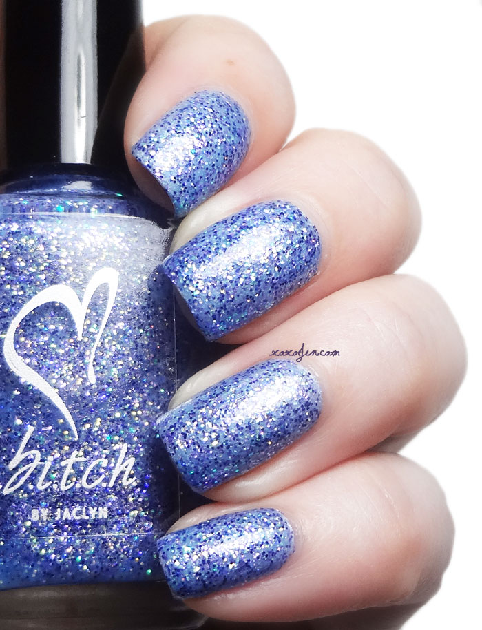xoxoJen's swatch of B.i.t.c.h. April Showers