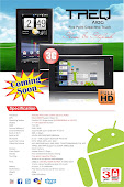 Tablet Treq A10G-3G