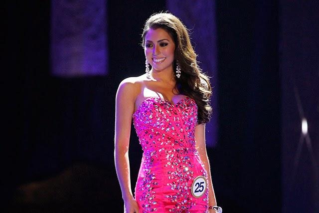 Miss Universe Philippines Mary Jean Lastimosa