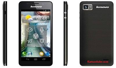 Spesifikasi dan Harga Lenovo K860