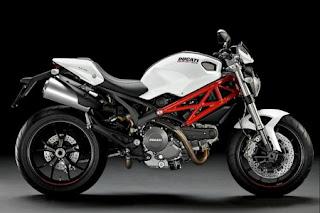 2011 Ducati Monster 796