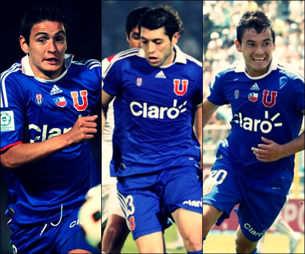 Resultados Universidad De Chile 2012
