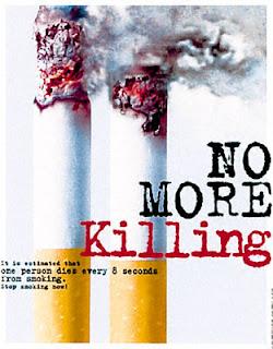 Nunca fumes!
