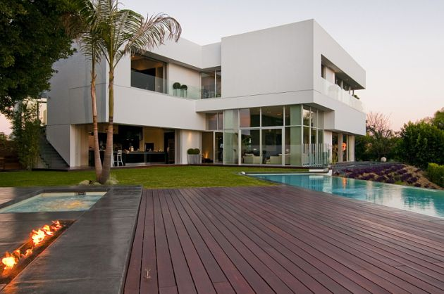 Luxury House In West Hollywood Los Angeles California