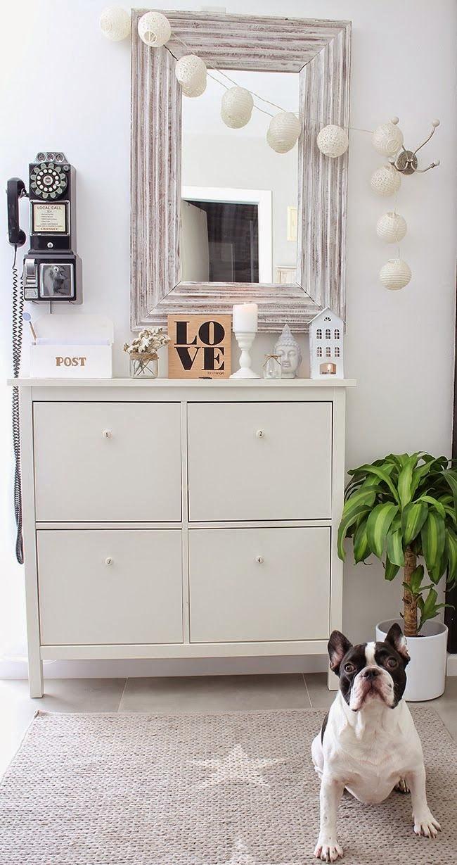 simple details ikea hemnes cabinet. Black Bedroom Furniture Sets. Home Design Ideas