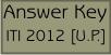 iti answer key 2012