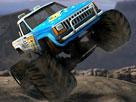 Canavar Jip Jeep Oyunu