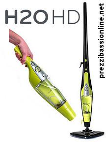 H2ohd scopa a vapore di mediashopping opinioni prezzi for Vaporetto portatile