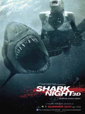 Hàm Cá Mập 3D - Shark Night 3D (2013)