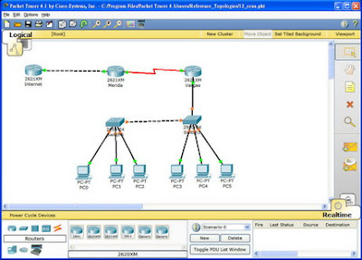 Download Packet tracer latest version 2012
