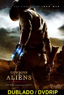 Assistir Cowboys & Aliens Dublado 2012